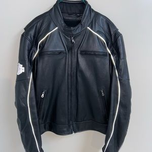 Harley Davidson Willie G Reflective Skull Jacket
